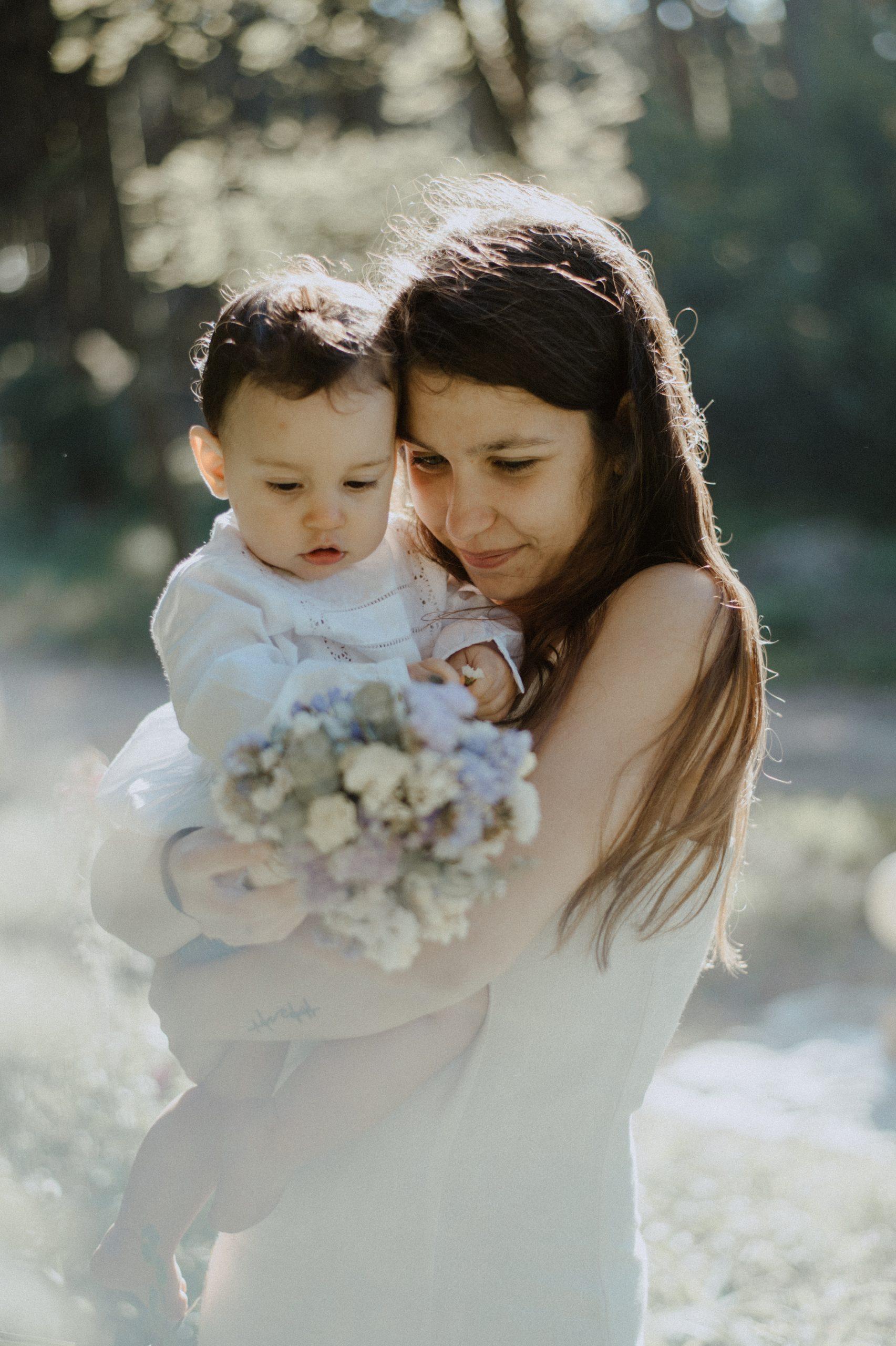 Um amor de mãe